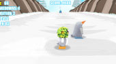 Ice Run 3D - online game | Mahee.com