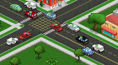 Traffic Cash | Free online game | Mahee.com