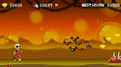 Jogging in Hell | Free online game | Mahee.com