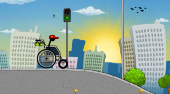 Wheelchair | Free online game | Mahee.com