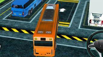 Busman Parking 3D - Le jeu | Mahee.fr
