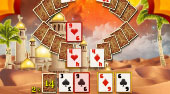 Aladdin Solitaire | Free online game | Mahee.com