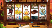 Lucky Cowboy City | Mahee.fr