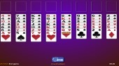 Freecell Solitaire - online game | Mahee.com