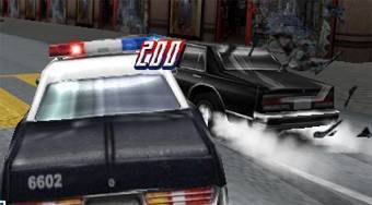 Police Pursuit | Free online game | Mahee.com
