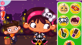 Halloween Slacking | Free online game | Mahee.com