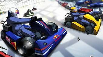 Kart Fighter World Tour | Free online game | Mahee.com
