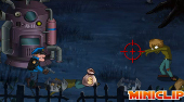 Zombie Trapper 2 - Game | Mahee.com