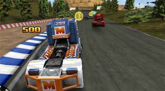 Super Trucks 3D - Game | Mahee.com