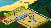 Cartoon Cove Mini Golf | Free online game | Mahee.com
