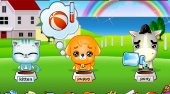 My Cute Pets | Free online game | Mahee.com