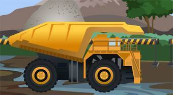 Mining Truck | Free online game | Mahee.com