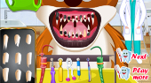 Animal Dentist - online game | Mahee.com