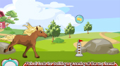 Sweet Pony - online game | Mahee.com