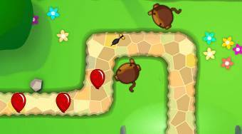 Bloons TD 5 - Game | Mahee.com