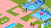 New Island Dolphin Park | Free online game | Mahee.com