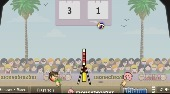 Volleyball | (Sport Heads Volleyball) | Jeu en ligne gratuit | Mahee.fr