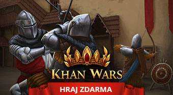 Khan Wars - online game | Mahee.com