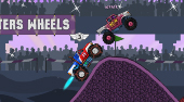 Monsters' Wheels - Game | Mahee.com