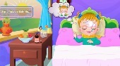 Baby Hazel Goes Sick - online game | Mahee.com