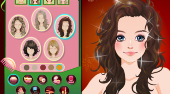 Christmas Fashion Friends | Free online game | Mahee.com