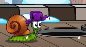 Snail Bob 6: Winter Story - Game | Mahee.com