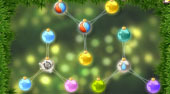 Atomic Puzzle Xmas | Free online game | Mahee.com