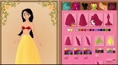 Disney Princesses | Free online game | Mahee.com