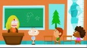 First Day At School - el juego online | Mahee.es