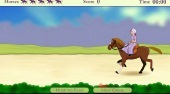 Penny's Courageous Ride - online game | Mahee.com