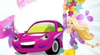 Barbie Car - Game | Mahee.com