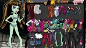 Monster High Fashion - el juego online | Mahee.es