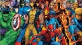 Fighting Heroes Jigsaw | Mahee.es