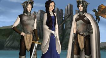Game of Thrones Scene Maker - online game | Mahee.com