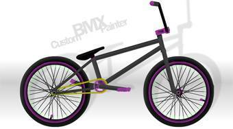 Custom BMX Painter - Game | Mahee.com