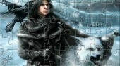 Snow Ghost Jigsaw | Mahee.es