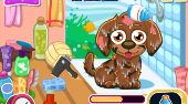 Cute Care Puppy - online game | Mahee.com