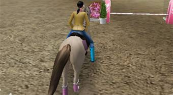 Horse Eventing 2 - online game | Mahee.com