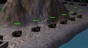 3D TD Army Defense - online game | Mahee.com
