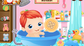 Baby Care Alice - Game | Mahee.com