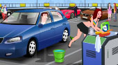 Naughty Car Wash - online game | Mahee.com