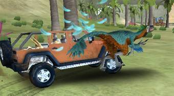 Off Road Velociraptor Safari Game | Mahee.es
