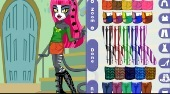 Monster High Werecat Sisters Dress Up - jeu en ligne | Mahee.fr