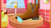 Winter Boots Cleaning | Mahee.fr