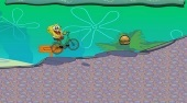 Spongebob Bike Ride | Mahee.com