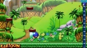 Sonic Jump Star | Free online game | Mahee.com