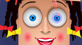 Zoe Eye Doctor | Free online game | Mahee.com