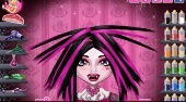 Los peinados de Monster High