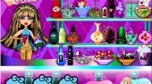 Monster High Love Potion | Free online game | Mahee.com