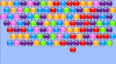 Bubble Hit | Free online game | Mahee.com